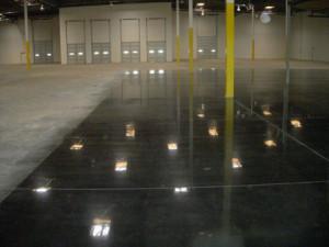 L Polished Concrete