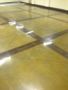 N Polished Concrete