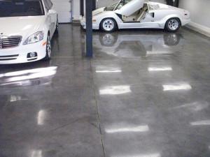 B Polished Concrete