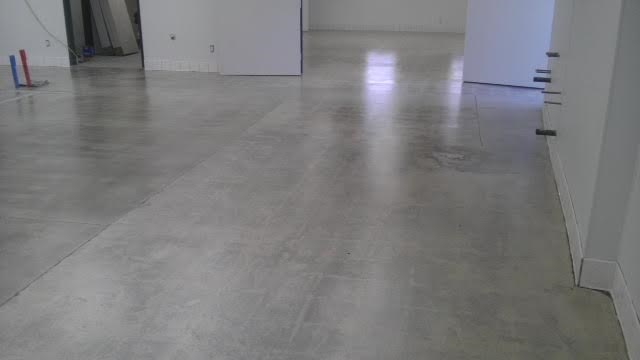 Concrete Floor Polishing And Grinding : Concrete grind and seal the kings of polishing