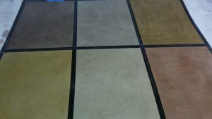 Concrete Polishing Colors