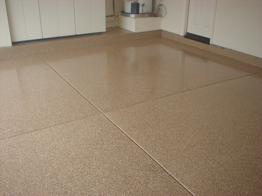 Garage floor coatings the kings of concrete polishing for Concrete floor covering